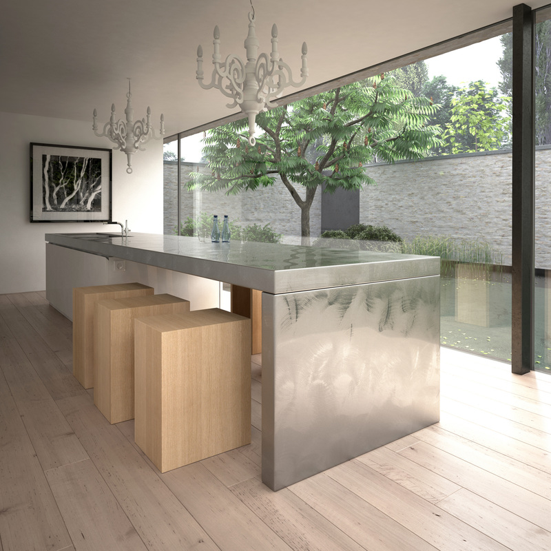 Stainless Steel Benchtops All Metal Stainless Solutions